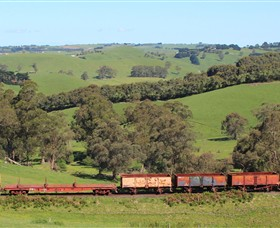 South Gippsland Tourist Railway - QLD Tourism