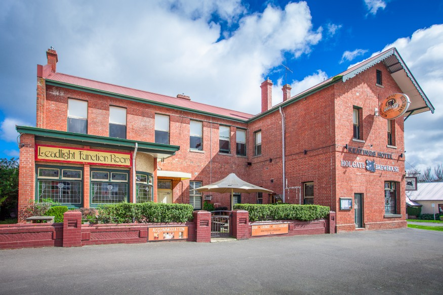 Holgate Brewhouse at Keatings Hotel - QLD Tourism