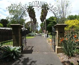 Friends of Geelong Botanic Gardens - QLD Tourism