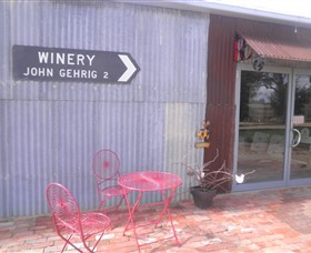 John Gehrig Wines - QLD Tourism