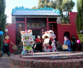 Bendigo Joss House Temple - QLD Tourism