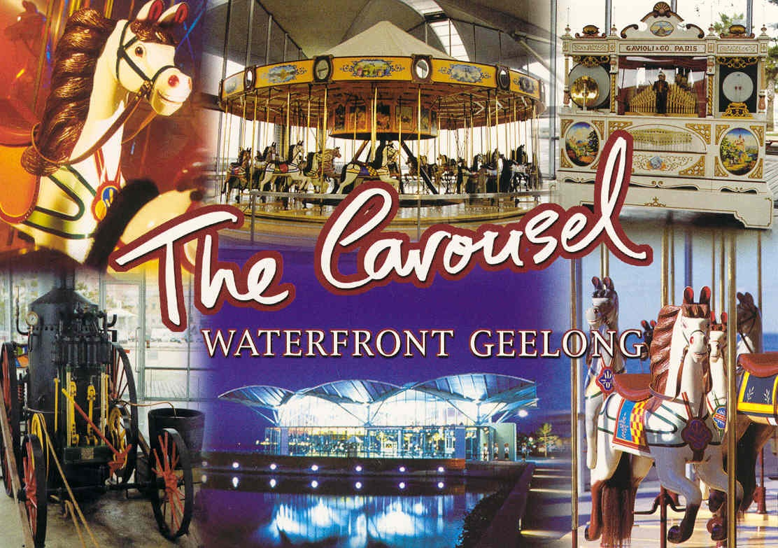 The Carousel - QLD Tourism
