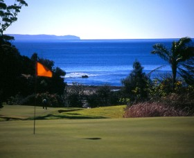 Mollymook Golf Club - QLD Tourism