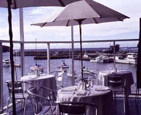 Harbourside Restaurant - QLD Tourism
