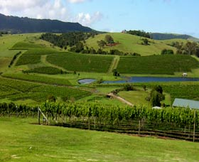 Crooked River Winery - QLD Tourism