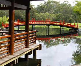 North Coast Regional Botanic Garden - QLD Tourism