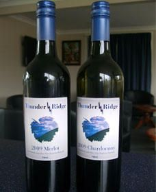 Thunder Ridge Wines - QLD Tourism