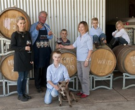 Mount Charlie Winery - QLD Tourism