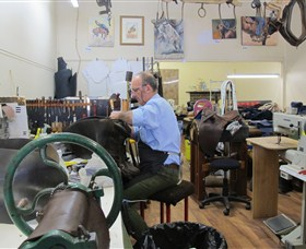 Lindsay Miller Saddlery and Harness - QLD Tourism