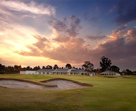 Kingston Heath Golf Club - QLD Tourism