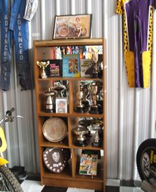 Ash's Speedway Museum - QLD Tourism