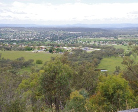 McIlveen Park Lookout - QLD Tourism