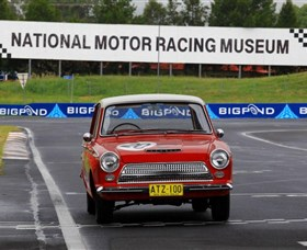 National Motor Racing Museum - QLD Tourism