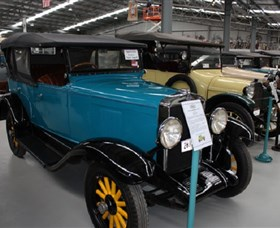 National Transport Museum - QLD Tourism