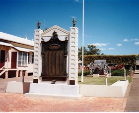 Gayndah War Memorial - QLD Tourism