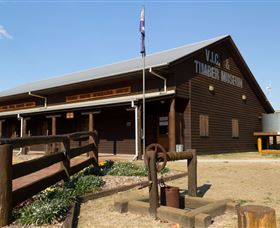 South Burnett Region Timber Industry Museum - QLD Tourism
