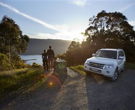 Aberfeldy Four Wheel Drive Track - QLD Tourism