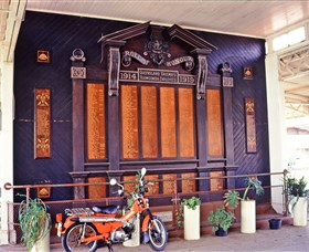 Toowoomba Railway Station Memorial Honour Board - QLD Tourism