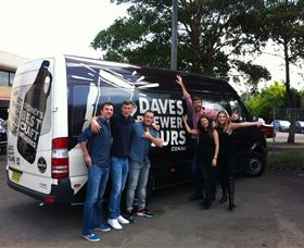 Daves Brewery Tours - QLD Tourism