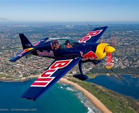 Red Baron Adventure Flights - QLD Tourism
