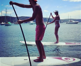Avalon Stand Up Paddle - QLD Tourism