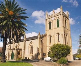St Stephens Anglican Church - QLD Tourism