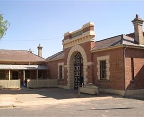 Old Wentworth Gaol - QLD Tourism