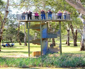 Darling and Murray River Junction and Viewing Tower - QLD Tourism