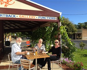 Artback Australia Gallery and Cafe - QLD Tourism
