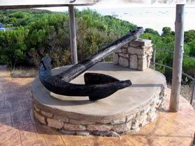 Geltwood Anchor Memorial - QLD Tourism