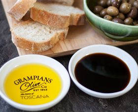 Grampians Olive Co. Toscana Olives - QLD Tourism