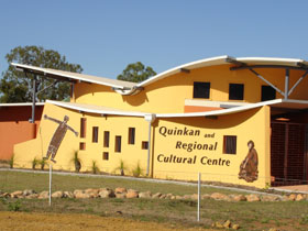 The Quinkan and Regional Cultural Centre - QLD Tourism