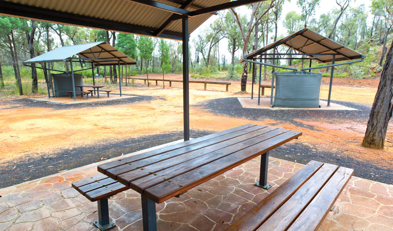 Salt Caves picnic area - QLD Tourism