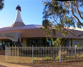 McFeeters Motor Museum and Visitor Information Centre - QLD Tourism