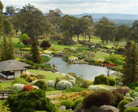 Cowra Japanese Garden and Cultural Centre - QLD Tourism