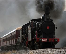 Lachlan Valley Railway - QLD Tourism