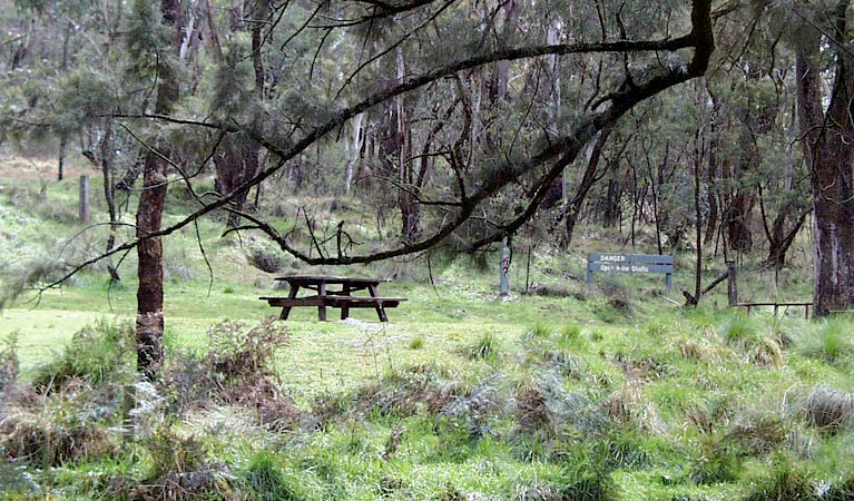 Fourth Crossing picnic area - QLD Tourism