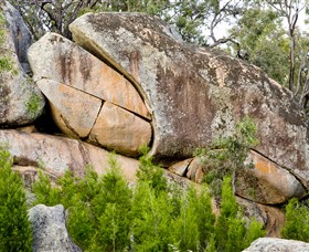 Frog Rock - QLD Tourism