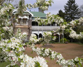 Saumarez Homestead - QLD Tourism
