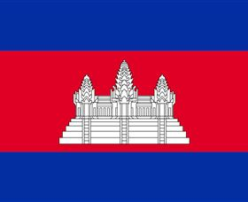Cambodia, Royal Embassy of