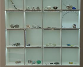 Bilk Gallery for contemporary metal and glass