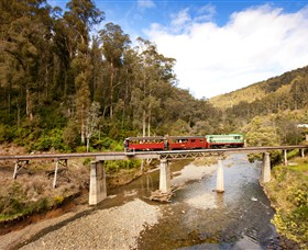 Walhalla Goldfields Railway - QLD Tourism