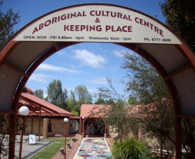 Armidale and Region Aboriginal Cultural Centre and Keeping Place - QLD Tourism