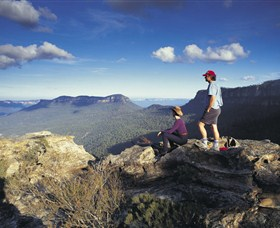 Blue Mountains National Park - National Pass - QLD Tourism