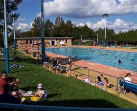 Goulburn Aquatic and Leisure Centre - QLD Tourism