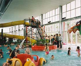 Springwood Aquatic and Fitness Centre - QLD Tourism