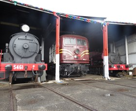 Valley Heights Locomotive Depot Heritage Museum - QLD Tourism