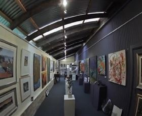 Purple Noon Gallery - QLD Tourism