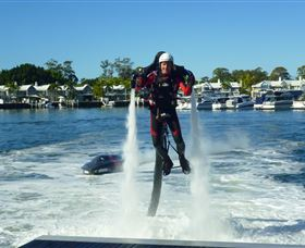Jetpack Adventures - QLD Tourism