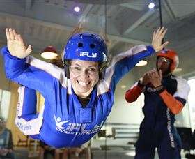 iFly Indoor Skydiving - QLD Tourism